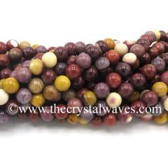 Mookite Round Beads