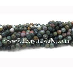 Indian Jasper Round Beads