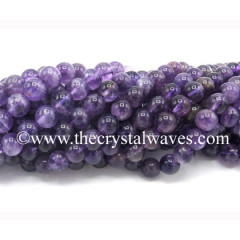 Amethyst Good Quality Round Beads