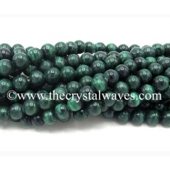 Malachite Natural Round Beads