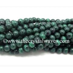 Malachite Natural Round Beads