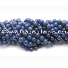 Lapis Lazuli 8 mm Round Beads