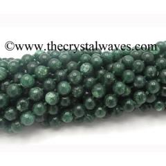 Green Aventurine 8 mm Round Beads