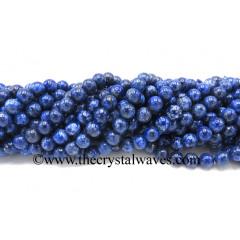 Lapis Lazuli Dyed 8 mm Round Beads