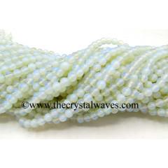 Opalite 6 mm Round Beads