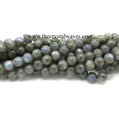 Labradorite Regular Quality Round Beads