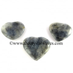 Iolite 25 - 35 mm Pub Heart