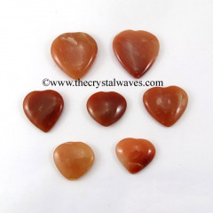 Red Aventurine 55mm + Pub Heart