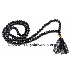 Black Tourmaline Jap Mala