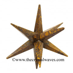 Mariyam / Calligraphy Stone 12 Point Merkaba Star
