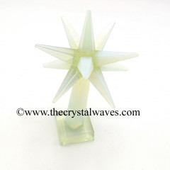 Opalite Merkaba Star Tower