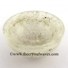 Selenite Chips Orgone 3 Inch Bowl
