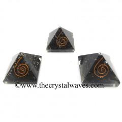 Shungite Chips Orgone Small Baby Pyramids