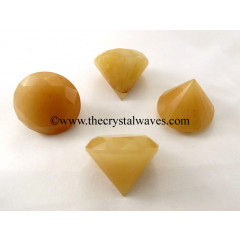 Yellow Aventurine Diamonds