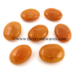 Red Aventurine Big Pillow/Palmstone Shapes