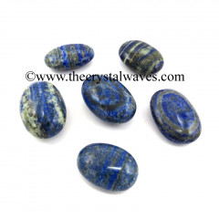 Lapis Lazuli Big Pillow/Palmstone Shapes