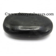 Black Agate Big Pillow/Palmstone Shapes