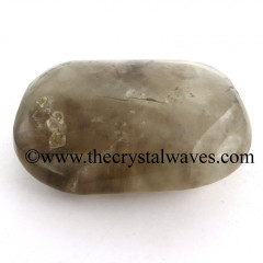 Smoky Quartz Big Pillow/Palmstone Shapes