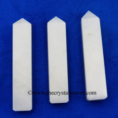"Snow Quartz 1 - 1.50"" Tower"