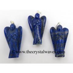 Lapis Lazuli Angel Pendant