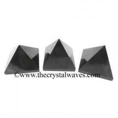 Shungite Good Polish 55 mm + pyramid