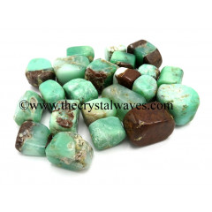 Chrysoprase Tumbled Nuggets