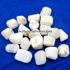 Scolecite Good Quality Tumbled Nuggets
