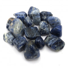 Sodalite Good Quality Tumbled Nuggets