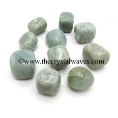 Aquamarine Tumbled Nuggets